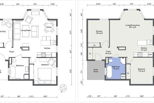 2D-Floor-and-Furniture-Plans